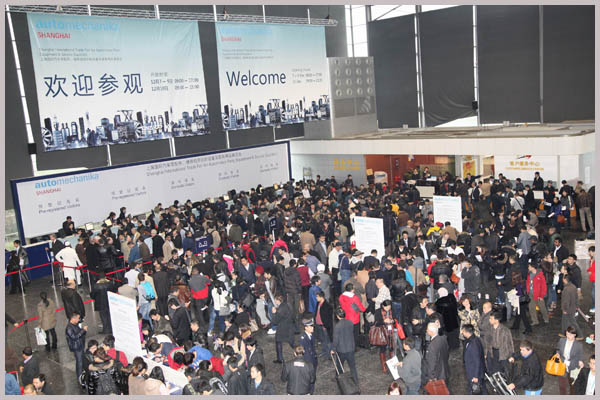 Automechanika Shanghai creates new records of 4,618 exhibitors