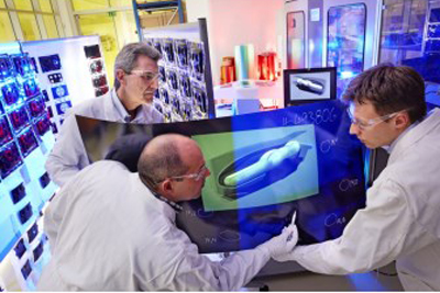 Bayer to demonstrate revolutionary 3D displays at K 2013