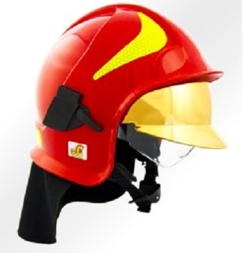 Bayer's Apec polycarbonate chosen by Poland manufacturer for visors of its fire helmets