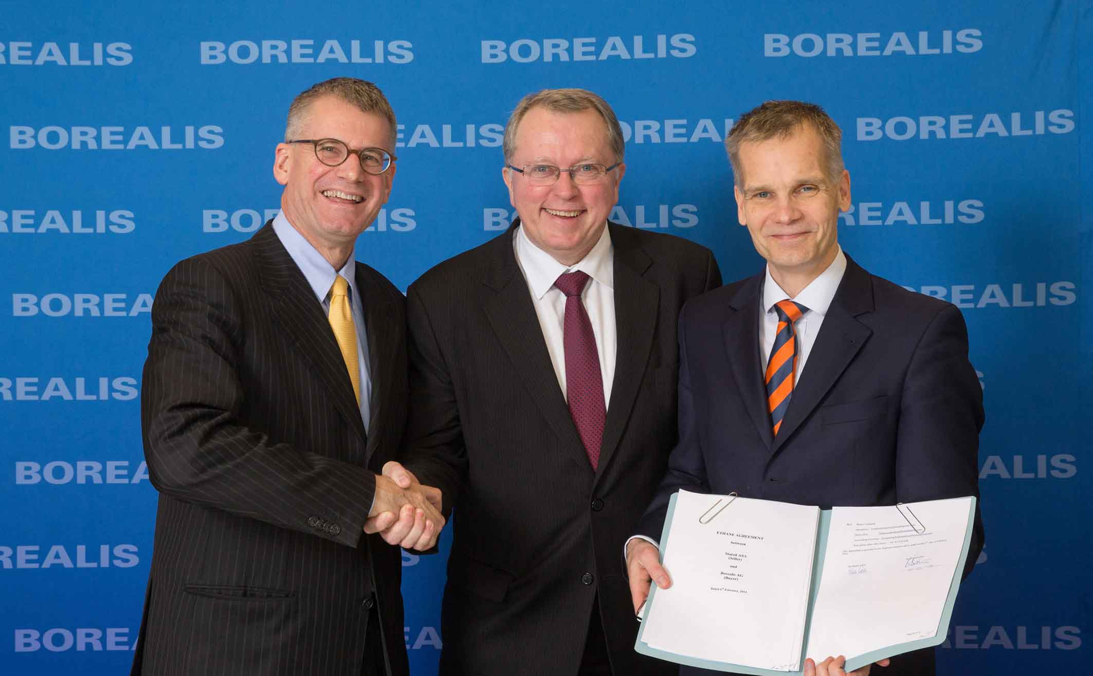 Borealis and Statoil to renew their long term ethane sourcing contract