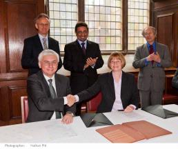 SABIC signs research agreement with University of Cambridge to develop innovative solutions for community benefit