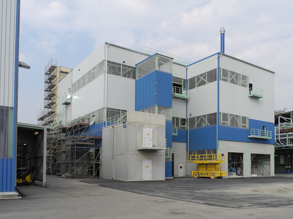 Clariant opens new production unit for halogen-free flame retardants in Hürth-Knapsack