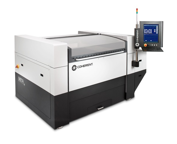 Santa Clara, Calif., September 18, 2012 – Coherent, Inc. (Santa Clara, CA) (Nasdaq: COHR) has extended its integrated laser machine tool product portfolio with its new META platform, offering improved performance and greater ease-of-use.