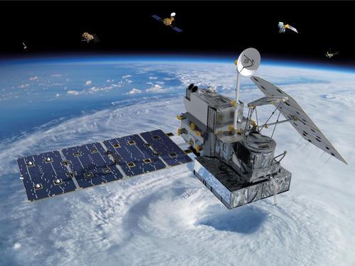 Composites Help Disintegrate Spacecraft Fuel Tanks