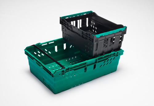 Crates of great logistics options from PHS Teacrate at Foodex 2014