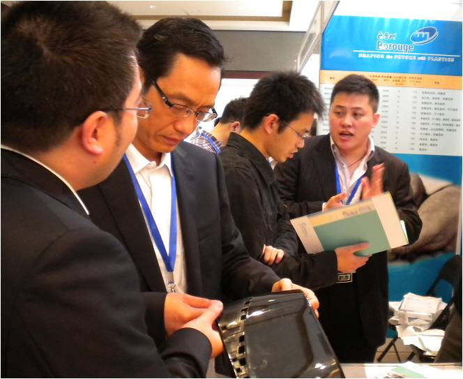 Borouge showcases its innovative plastics solutions in China