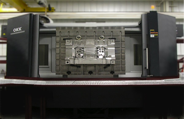 DME's New Large Mold Base Offer Increases Efficiency for Customers
