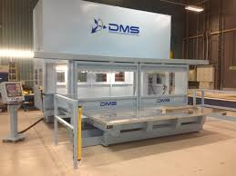 DMS to exhibit 5 axis CNC machines at SAMPE 2013 in Long Beach, CA