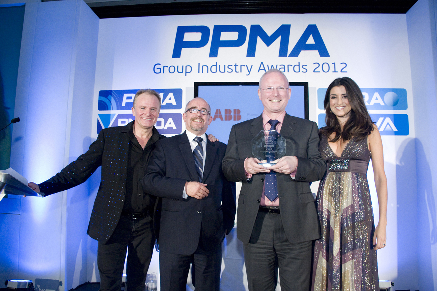 Double success for Matcon at the PPMA Awards