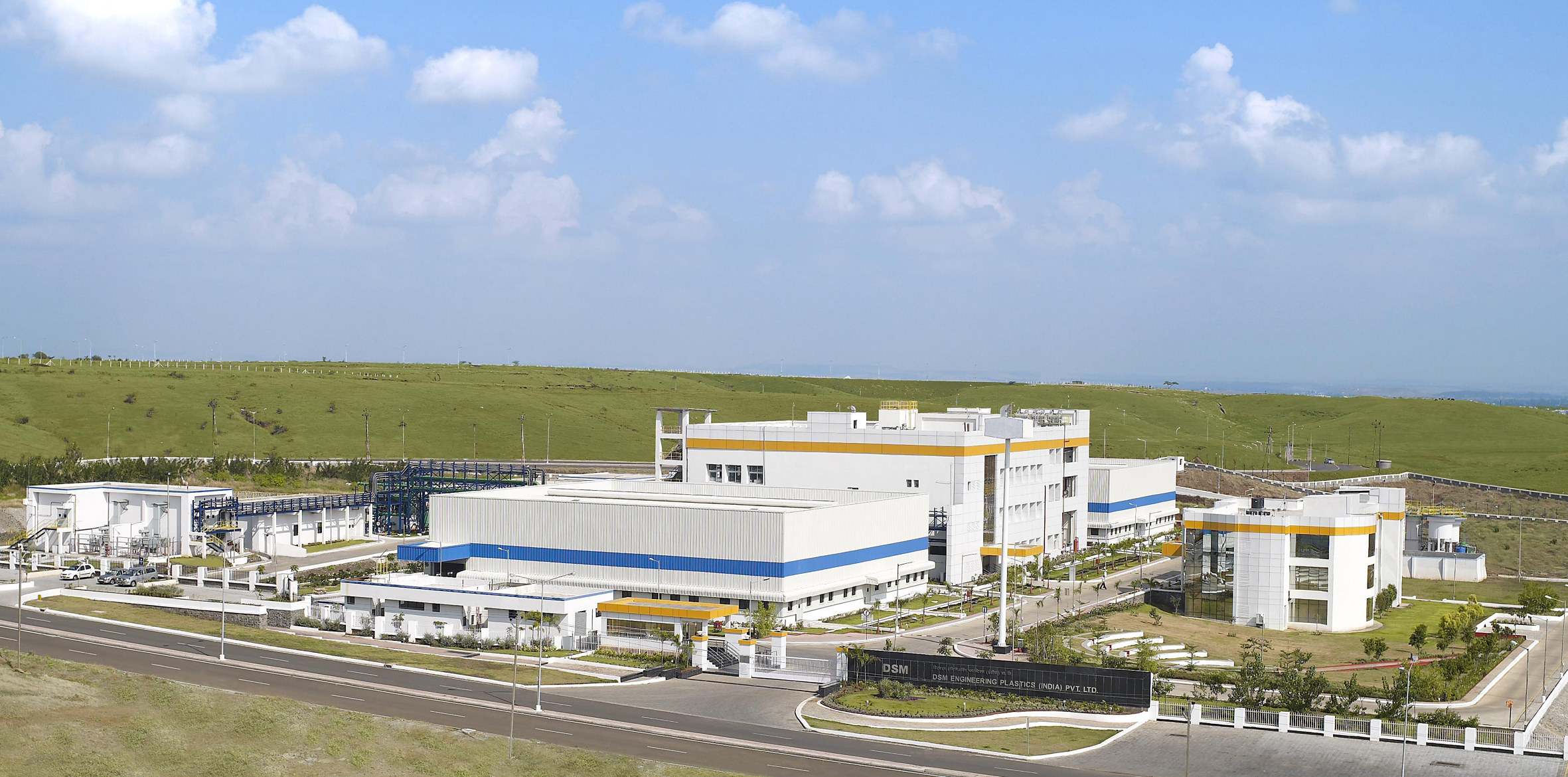 DSM continues to drive sustainable (engineering) plastics production in India
