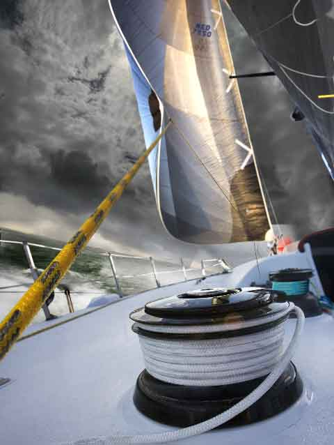 DYNEEMA SK99 FOR RUNNING RIGGING – THE WINNING INNOVATION FOR PERFORMANCE YACHTS