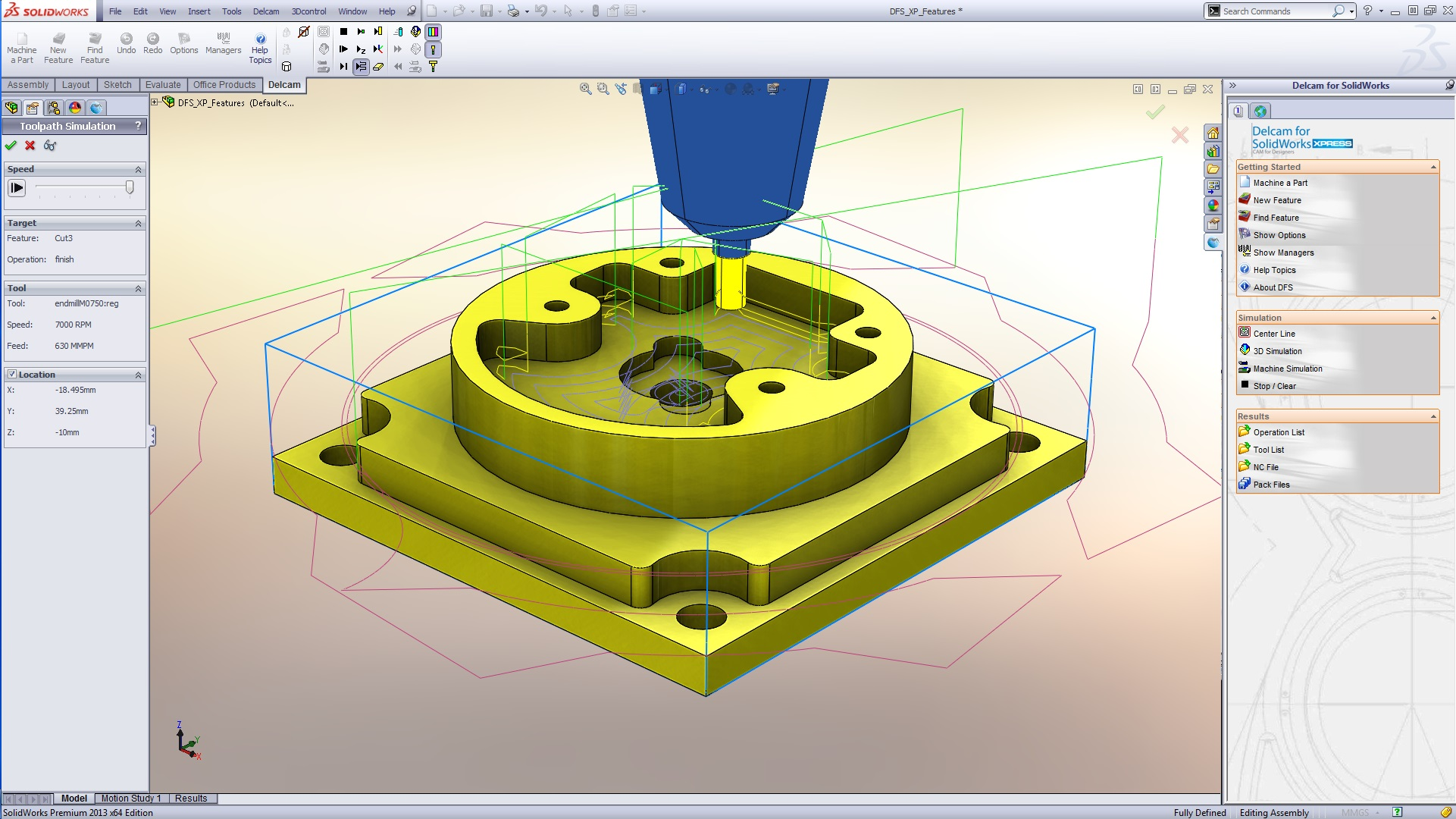 Delcam launches free CAM for SolidWorks