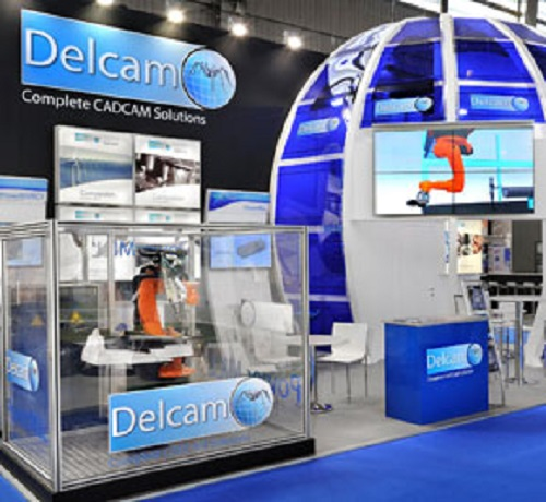 Delcam to show latest in machining with robots at JEC in March
