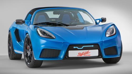 Detroit Electric Unveils 'World's Fastest' Electric Sports Car