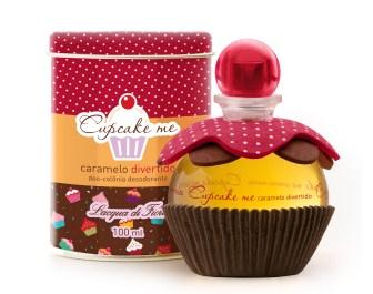 DuPont's Surlyn resin chosen to produce L'acqua di Fiori's cupcake-shaped perfume cap