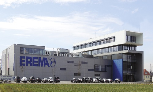 Dynamic and successful fiscal year for EREMA