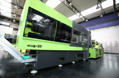 Engel demonstrates energy-efficiency for closure caps production at drinktec 2013