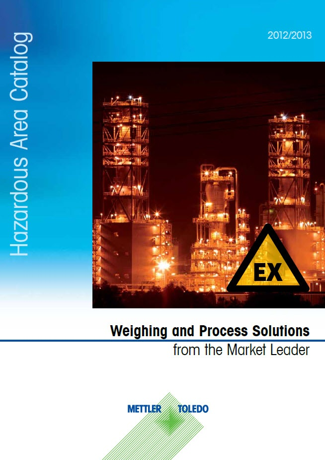 Expert guidance for safe industrial weighing in hazardous environments
