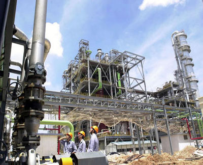 Exxon's massive PE plant in Singapore set to come online