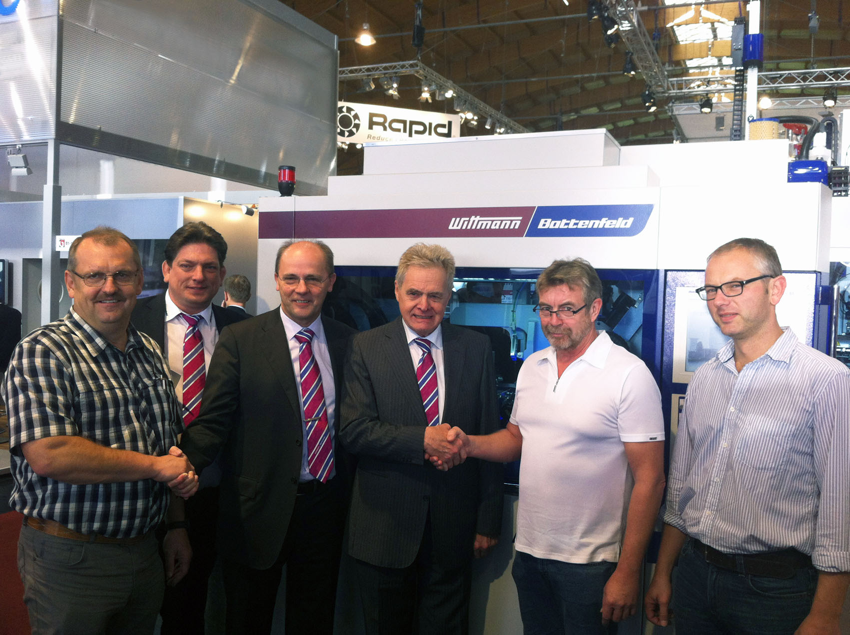 geobra Brandstätter places order for 14 multi-component machines with WITTMANN BATTENFELD