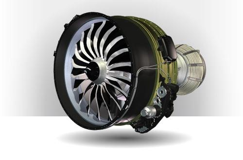 GE Aviation Cuts 3D Print Time in LEAP Engine
