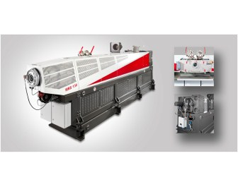 Gneuss shows up with its MRS extruder for processing of PET without pre-drying or crystallizing