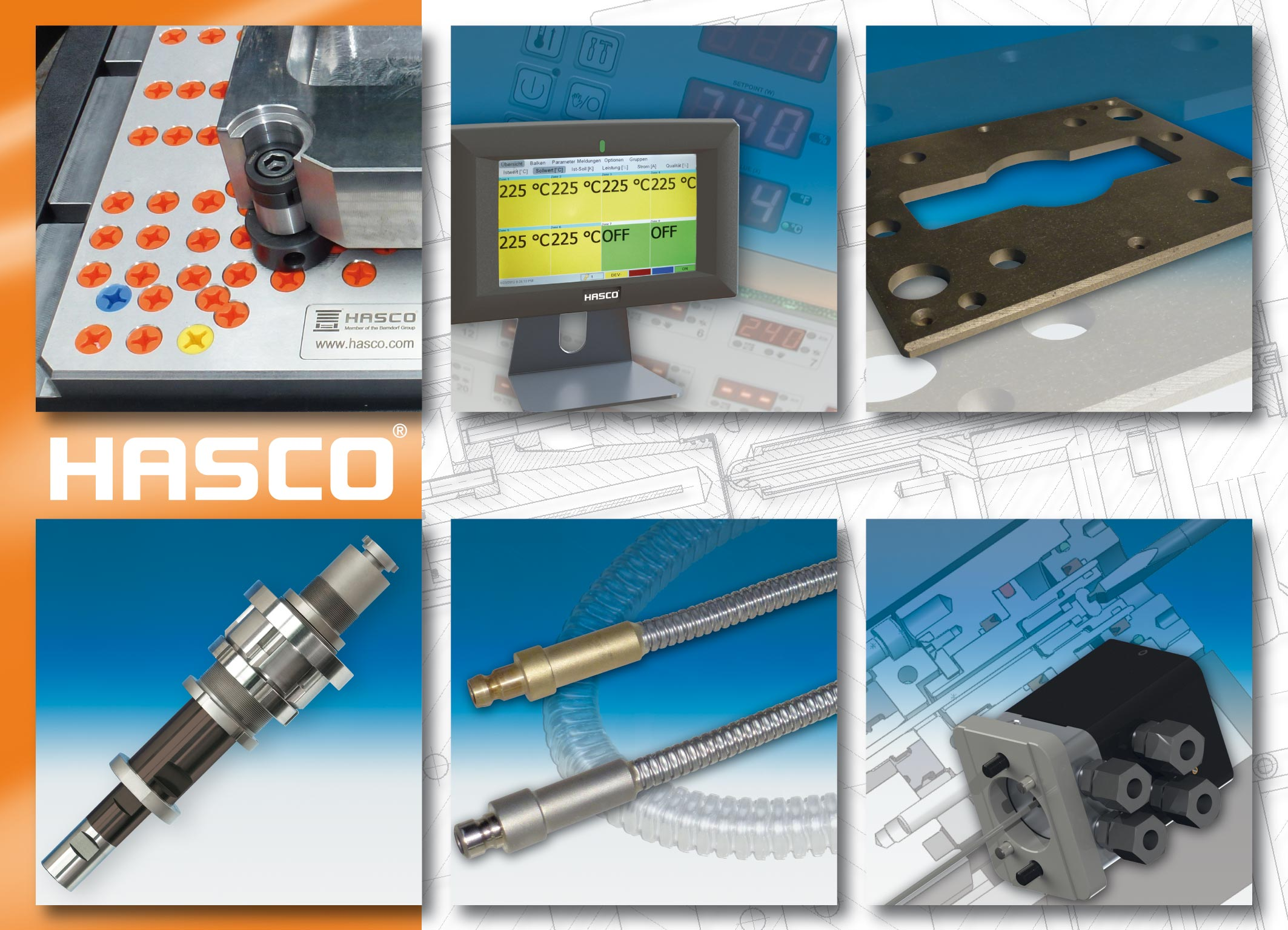 HASCO innovations at the wfb