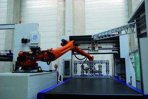Hasta la vista, baby - the Robot revolution in foam processing