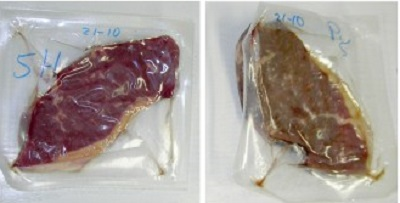 High-barrier film with DuPont Surlyn sealant keeps vacuum packed meat fresh for longer