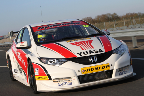 Honda Racing chooses Amber Composites prepreg