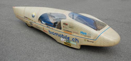 Huntsman bio-based resin helps Biomobile in quest for sustainable mobility