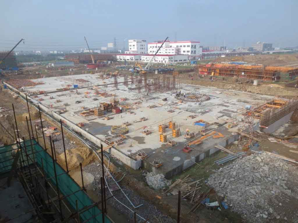 LANXESS on track with EPDM project in China