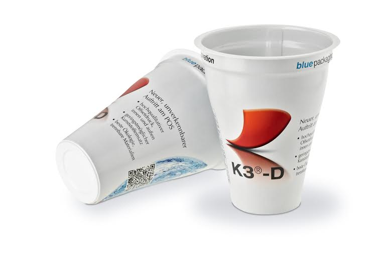 K3® D creates new opportunities in packaging decoration