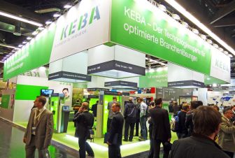 KEBA to present multitouch control concept at SPS/IPC/Drives 2012, Nuremberg