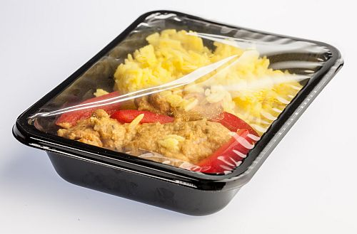 KM PACKAGING PICKED FOR PREMIUM READY MEAL RANGE