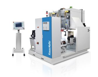 "KraussMaffei to exhibit ""special know-how"" machines at PU China"