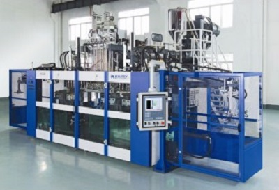 Kautex provides live demonstration of co-extruded multi-layer jerrycan