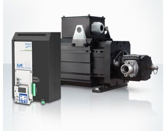 Keba highlights efficient speed pump and control system for injection molding