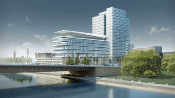 LANXESS now managing its global business from Cologne