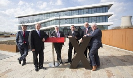 Lanxess inaugurates new headquarters for EPDM rubber in the Netherlands
