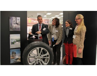 Lanxess presents latest findings at Tire Technology Expo & Conference 2013