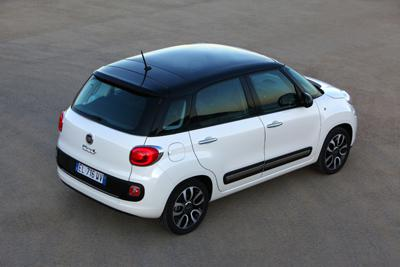 PC Automotive Glazing Gains Momentum with Launch of Fiat's 500L MPV Using SABIC's LEXAN™ Resin in Rear Fixed Side Windows