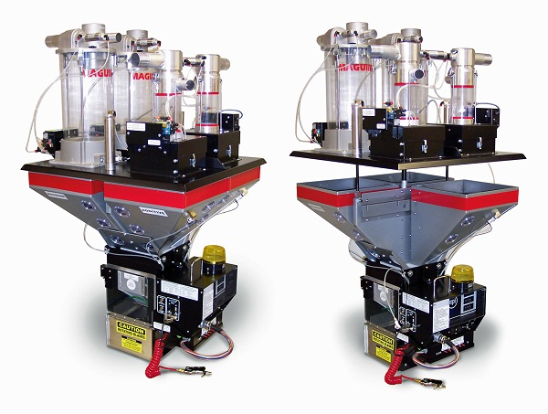 MAGUIRE RECEIVES PATENT FOR POWERED HOPPER LID THAT CUTS DOWNTIME FOR BLENDERS