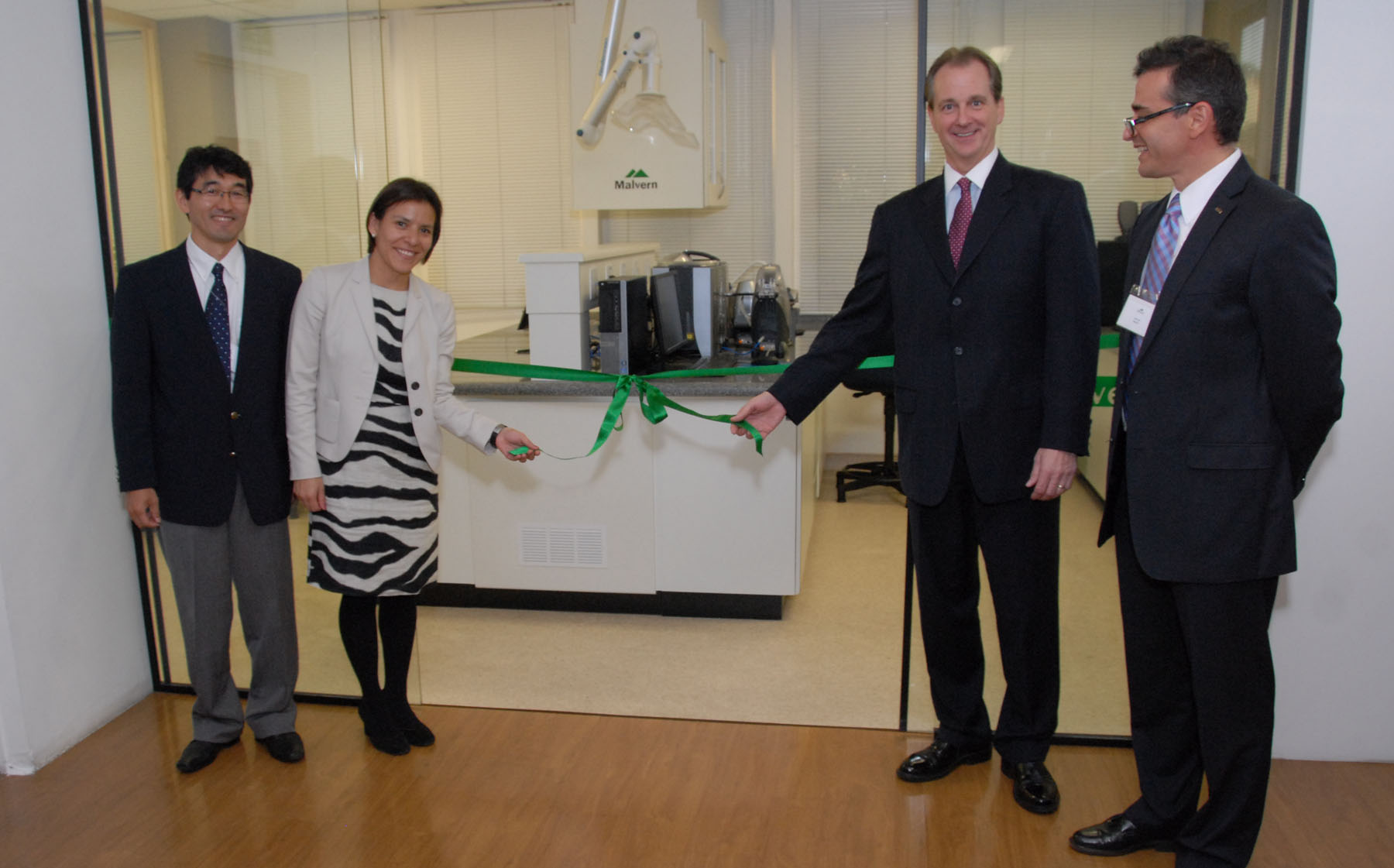 Malvern Instruments opens new applications laboratory in São Paulo to support strong business growth in South America