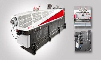 MRS Extrusion System helps to recycle Nylon 11 in one step