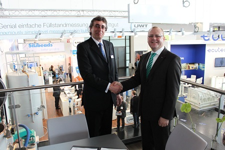 Malvern Instruments and NETZSCH Grinding & Dispersing sign agreement to cooperate