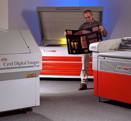 Mark Andy Print Products becomes distributor for DuPont Cyrel flexographic systems in the US