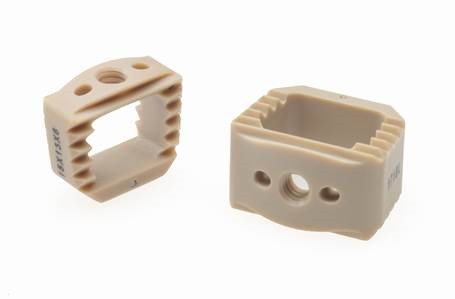 Maxim Surgical Achieves FDA Clearance for New Spinal Implants Made of Solvay's Zeniva® PEEK
