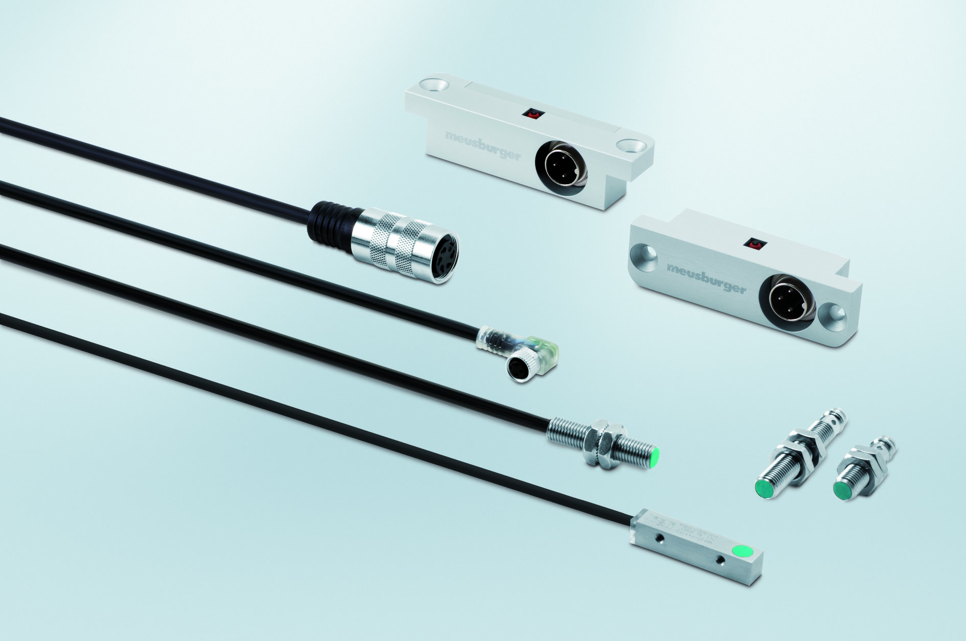 New at Meusburger - Limit switches and accessories
