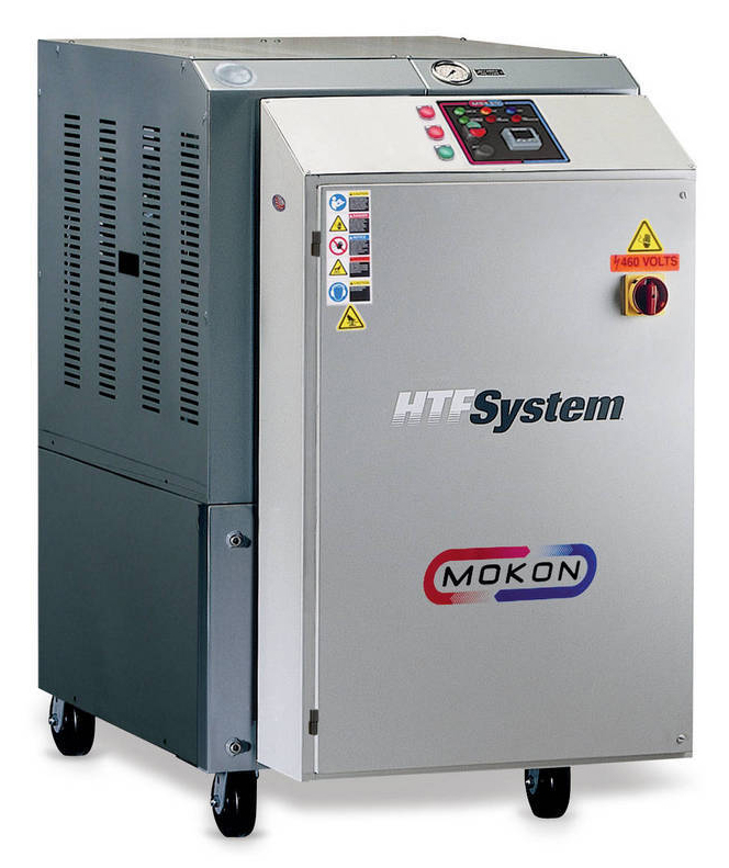 Mokon Celebrates 45 Years of Heat Transfer Oil Systems